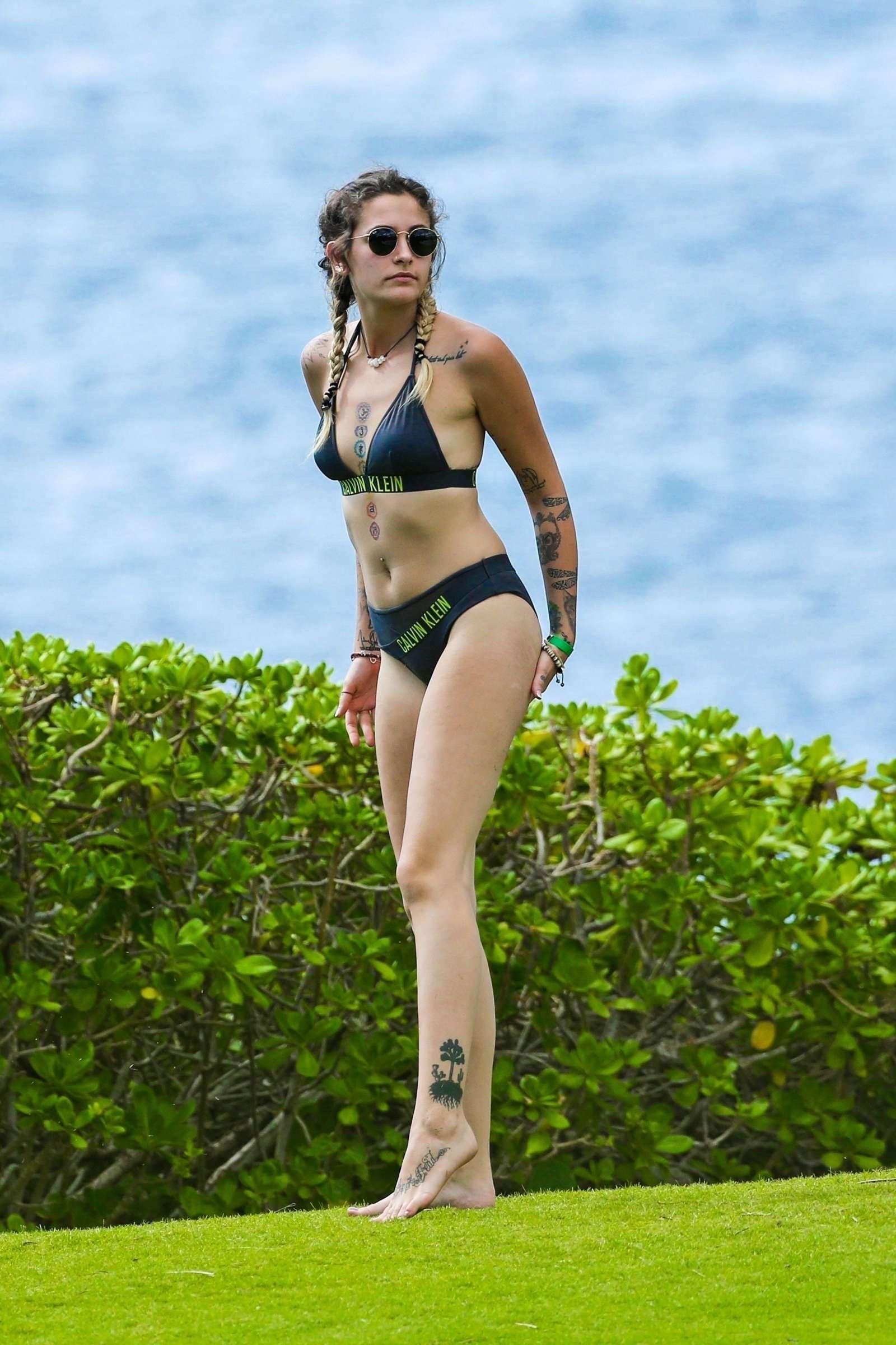 Bikini Paris Jackson nude photos 2019