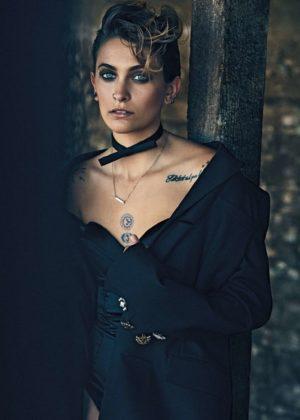 Paris Jackson - L'Uomo Vogue Italy (December 2017)