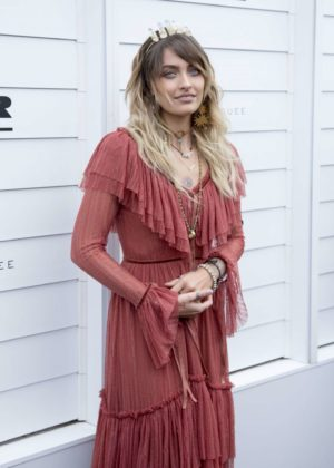 Paris Jackson - Melbourne Cup in Australia