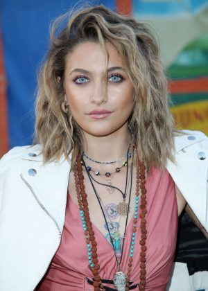Paris Jackson - Moschino Show SS 2019 Menswear and Women's Resort Collection in LA