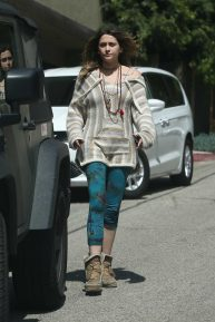 Paris Jackson - Out in Hollywood