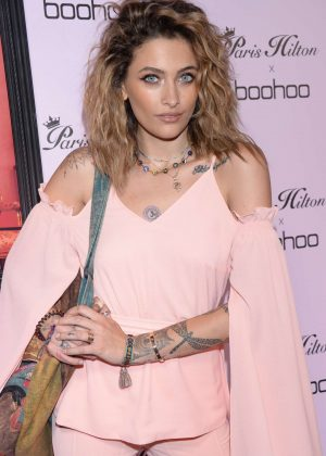 Paris Jackson - Paris Hilton x boohoo Official Launch Party in West Hollywood