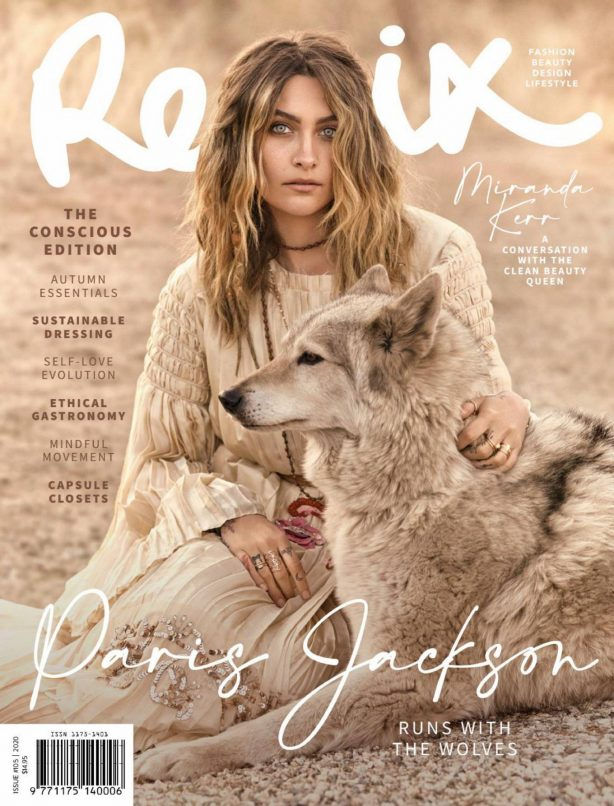 Paris Jackson - Remix Magazine (Issue 105 2020)