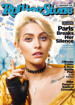 Paris Jackson - Rolling Stone US Magazine (February 2017)