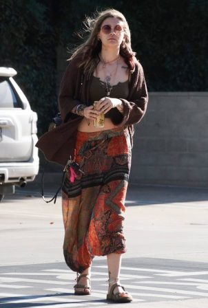 Paris Jackson - Shopping at Walgreens in Sherman Oaks