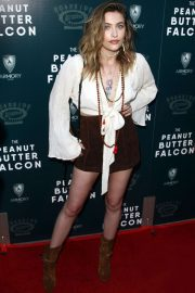 Paris Jackson - 'The Peanut Butter Falcon' Premiere in Hollywood