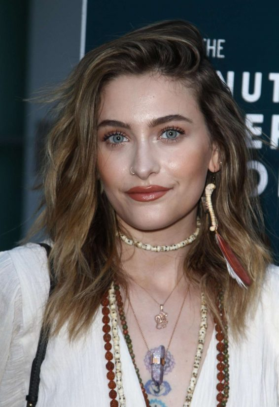Paris Jackson 2019 : Paris Jackson – The Peanut Butter Falcon Premiere in Hollywood-07