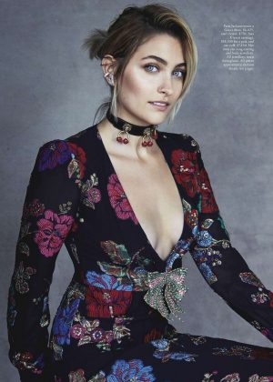 Paris Jackson - Vogue Australia Magazine (July 2017)