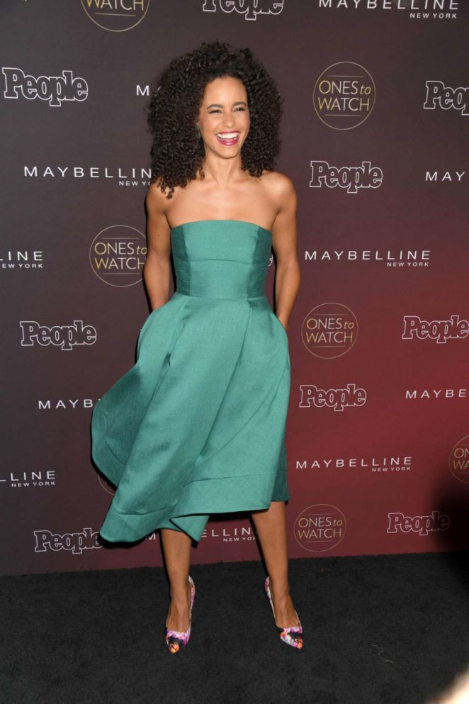 Parisa Fitz-Henley – PEOPLE's Ones to Watch Photocall in LA