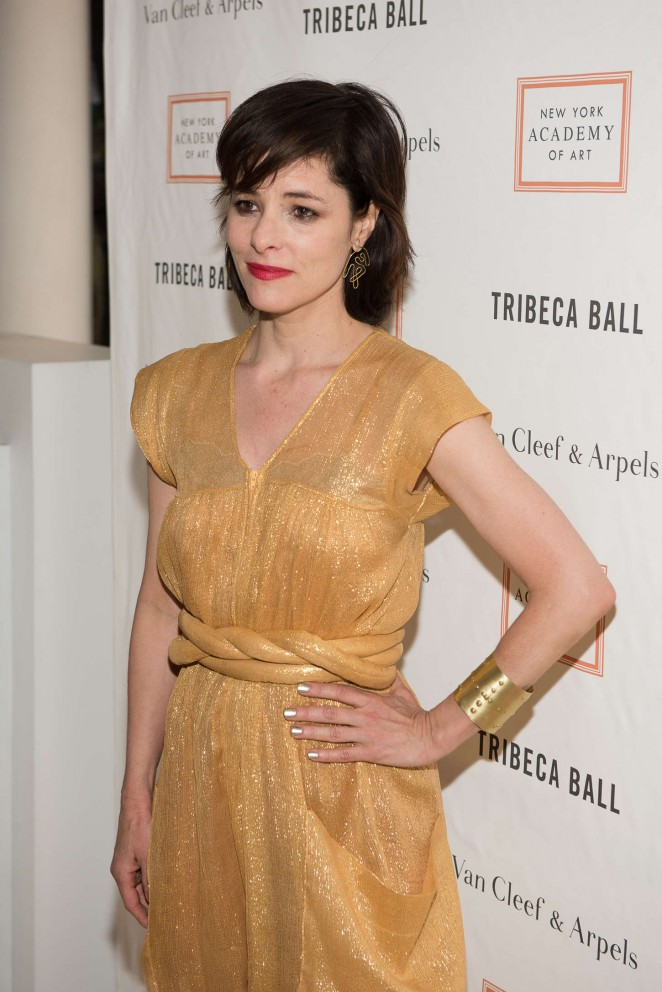 Parker Posey – 2015 Tribeca Ball in NYC