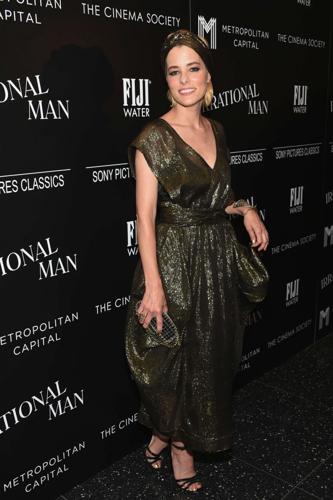 Parker Posey – 'Irrational Man' Premiere in NYC