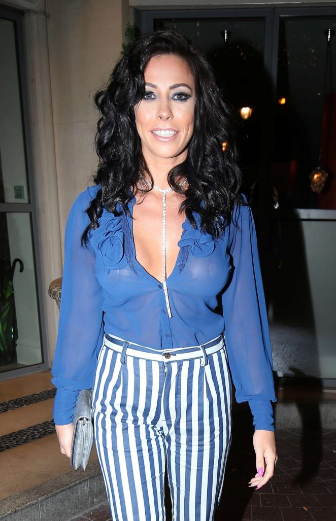 Pascal Craymer at Bonded by Blood 2 Screening in London