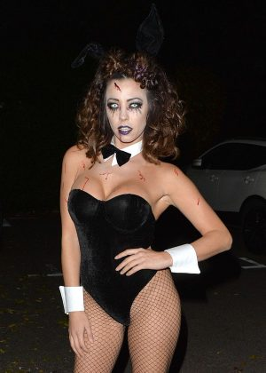 Pascal Craymer at Haloween Party in London
