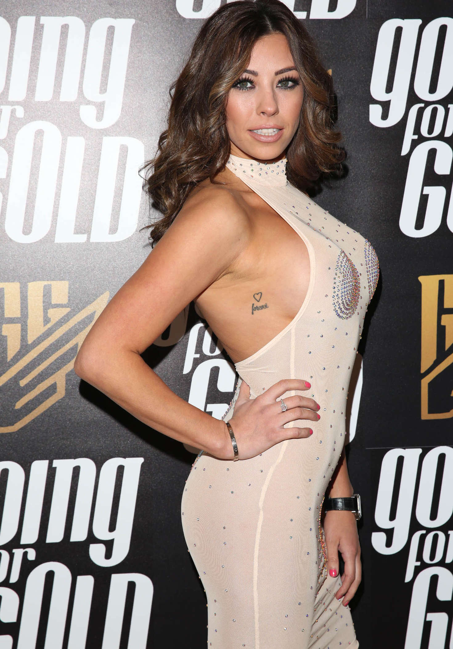 Pascal Craymer - Going For Gold Magazine Launch Party in