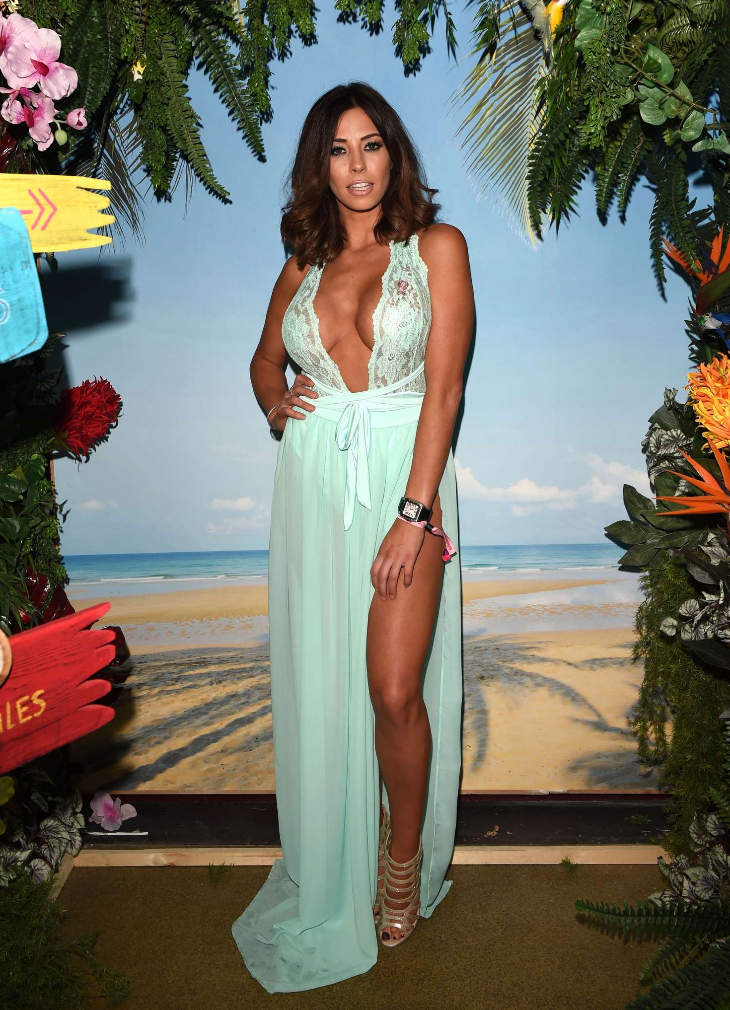 Pascal Craymer - Pink London Party at Tropicana Beach Club in London