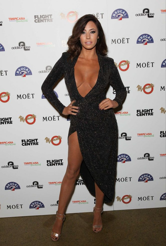 Pascal Craymer - VIP Opening Night Of Tropicana Beach Club in London