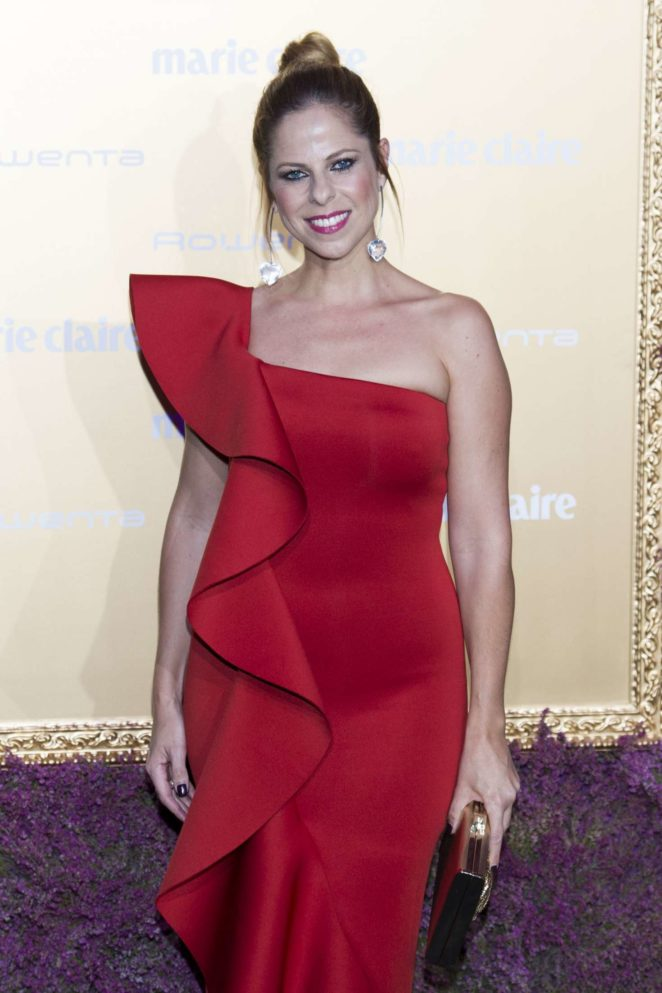 Pastora Soler - Marie Claire Prix De La Moda Awards 2017 in Madrid