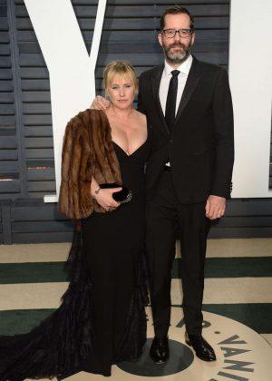 Patricia Arquette - 2017 Vanity Fair Oscar Party in Hollywood