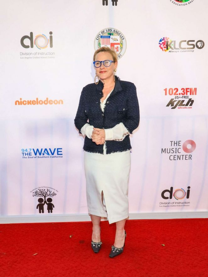 Patricia Arquette – We Are One! Benefit Concert in Los Angeles