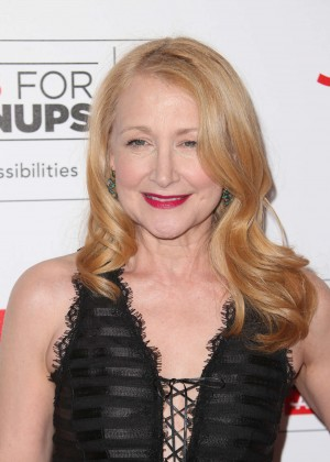 Patricia Clarkson - AARP's Movie For GrownUps Awards in Beverly Hills