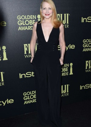 Patricia Clarkson - HFPA And InStyle Celebrate The 2016 Golden Globe Award Season in West Hollywood