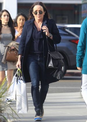 Opinion you Patricia heaton leather pants message