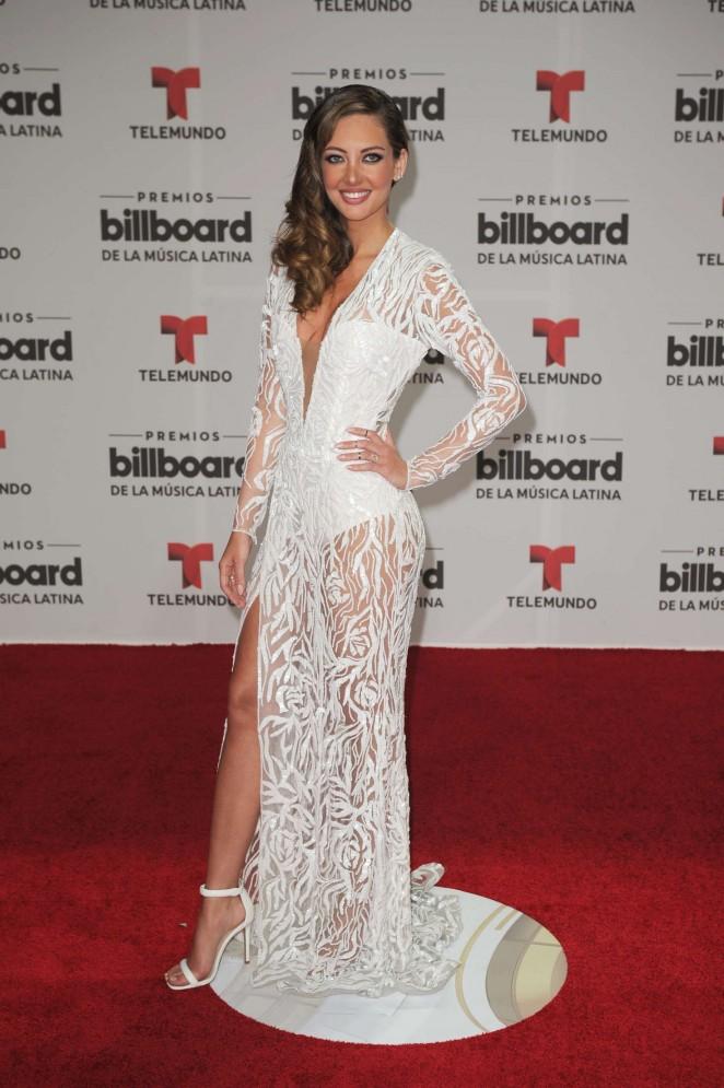 Patricia Zavala - Billboard Latin Music Awards 2016 in Miami