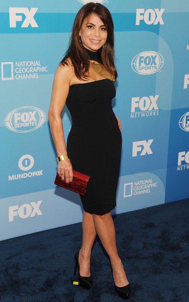 Paula Abdul - 2015 FOX Programming Presentation in NYC