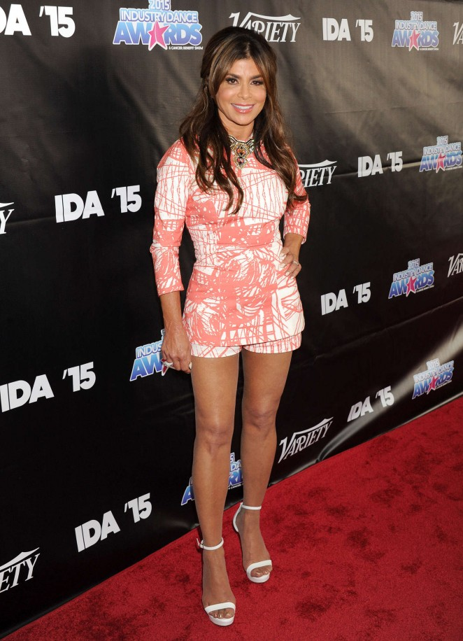 Paula Abdul - 2015 Industry Dance Awards in Hollywood