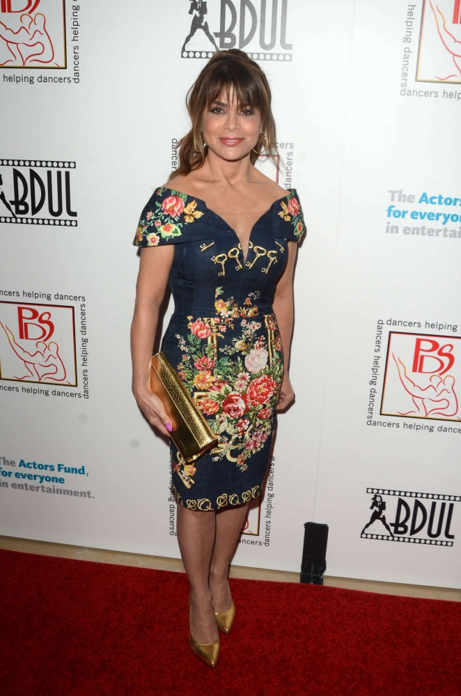 Paula Abdul - 2016 Gypsy Awards Luncheon in Beverly Hill