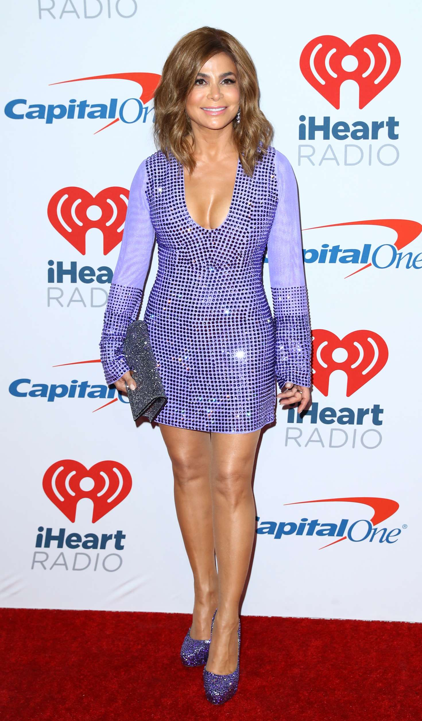 Paula Abdul - 2018 iHeartRadio Music Festival in Las Vegas