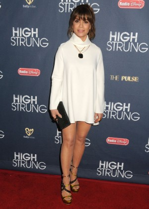 Paula Abdul - 'High Strung' Premiere in Los Angeles