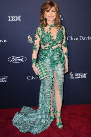 Paula Abdul - Recording Academy and Clive Davis pre-Grammy Gala in Beverly Hills