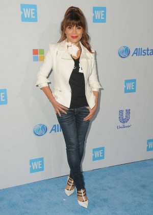 Paula Abdul - WeDay California at The Forum in Inglewood