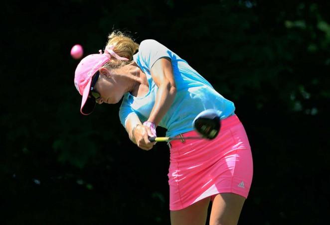 Paula Creamer - 2015 KPMG Women's PGA Championship in Harrison