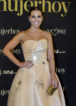 Paula Echevarria - Mujerhoy 8th edition Awards in Madrid