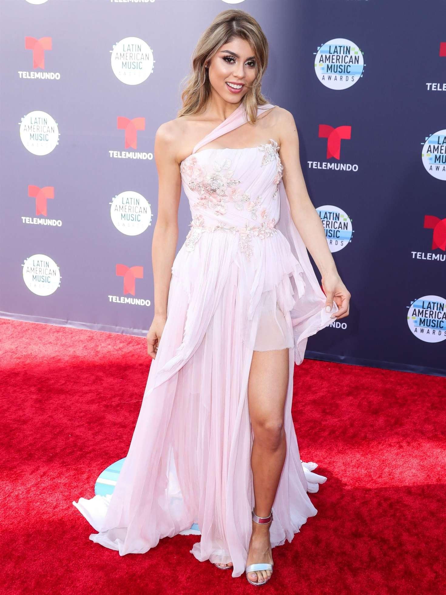 Paula Galindo - 2018 Latin American Music Awards in Los Angeles