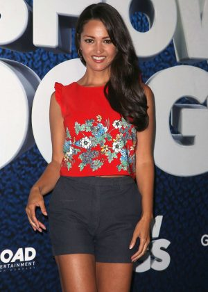 Paula Garces - 'Show Dogs' Premiere in New York
