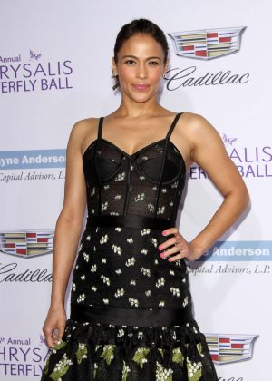 Paula Patton - 15th Annual Chrysalis Butterfly Ball in LA