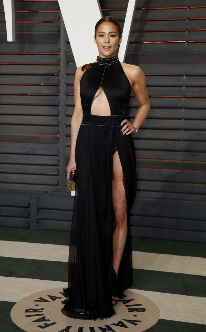 Paula Patton: 2016 Vanity Fair Oscar Party -04