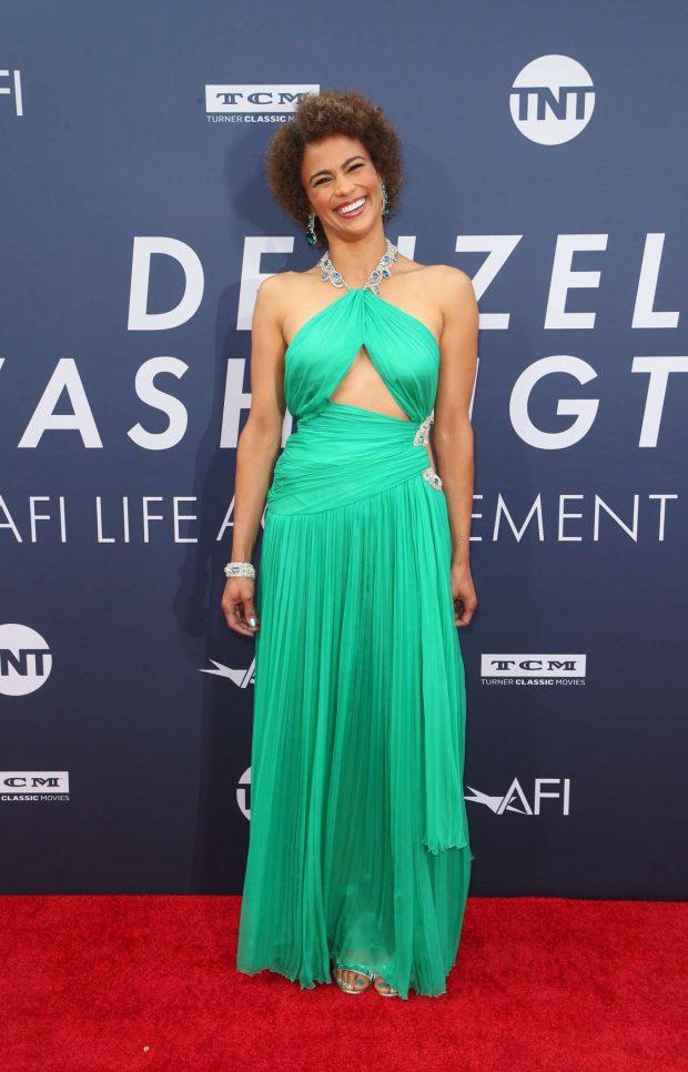 Paula Patton - 2019 AFI Life Achievement Award Gala Honoring Denzel Washington in Hollywood