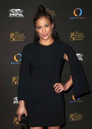 Paula Patton - 2nd Annual Golden Screen Awards in Los Angeles