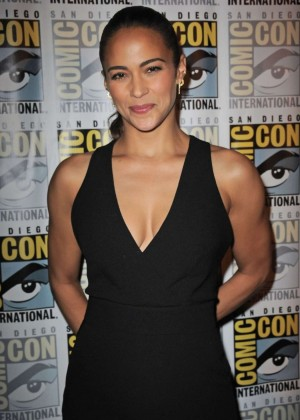 Paula Patton - Legendary Pictures Presentation at Comic Con in San Diego