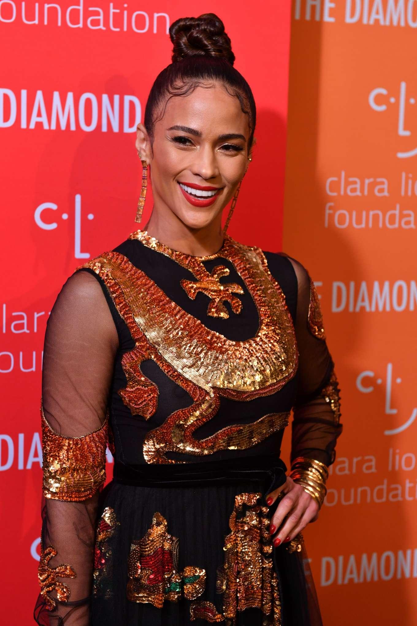 Paula Patton 2019 : Paula Patton – Rihannas 5th Annual Diamond Ball-06