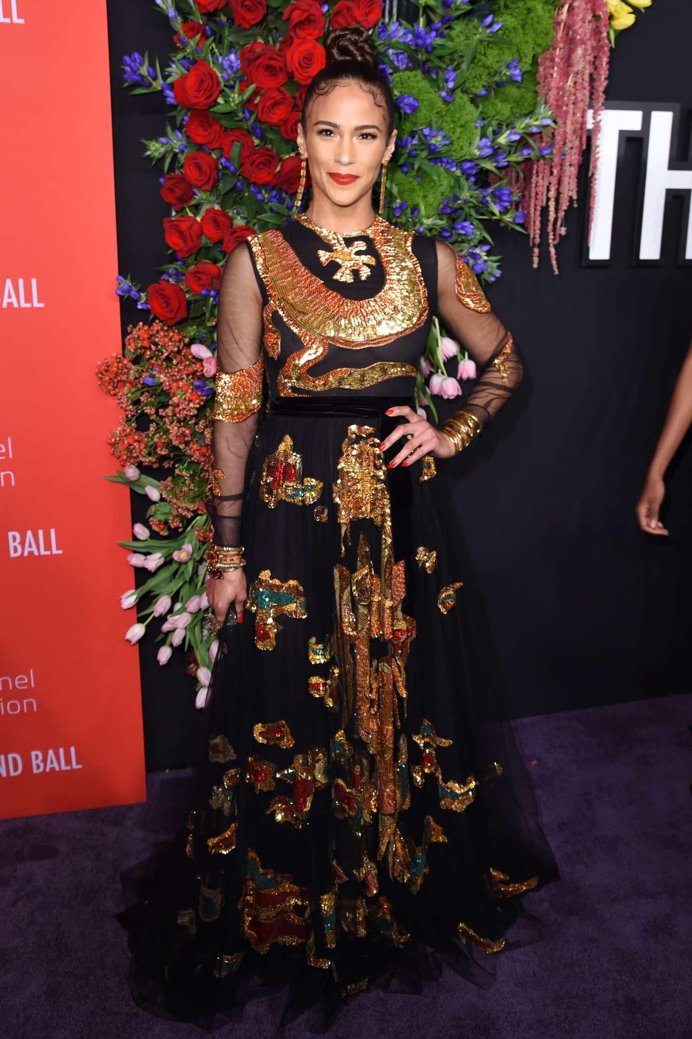 Paula Patton 2019 : Paula Patton – Rihannas 5th Annual Diamond Ball-09