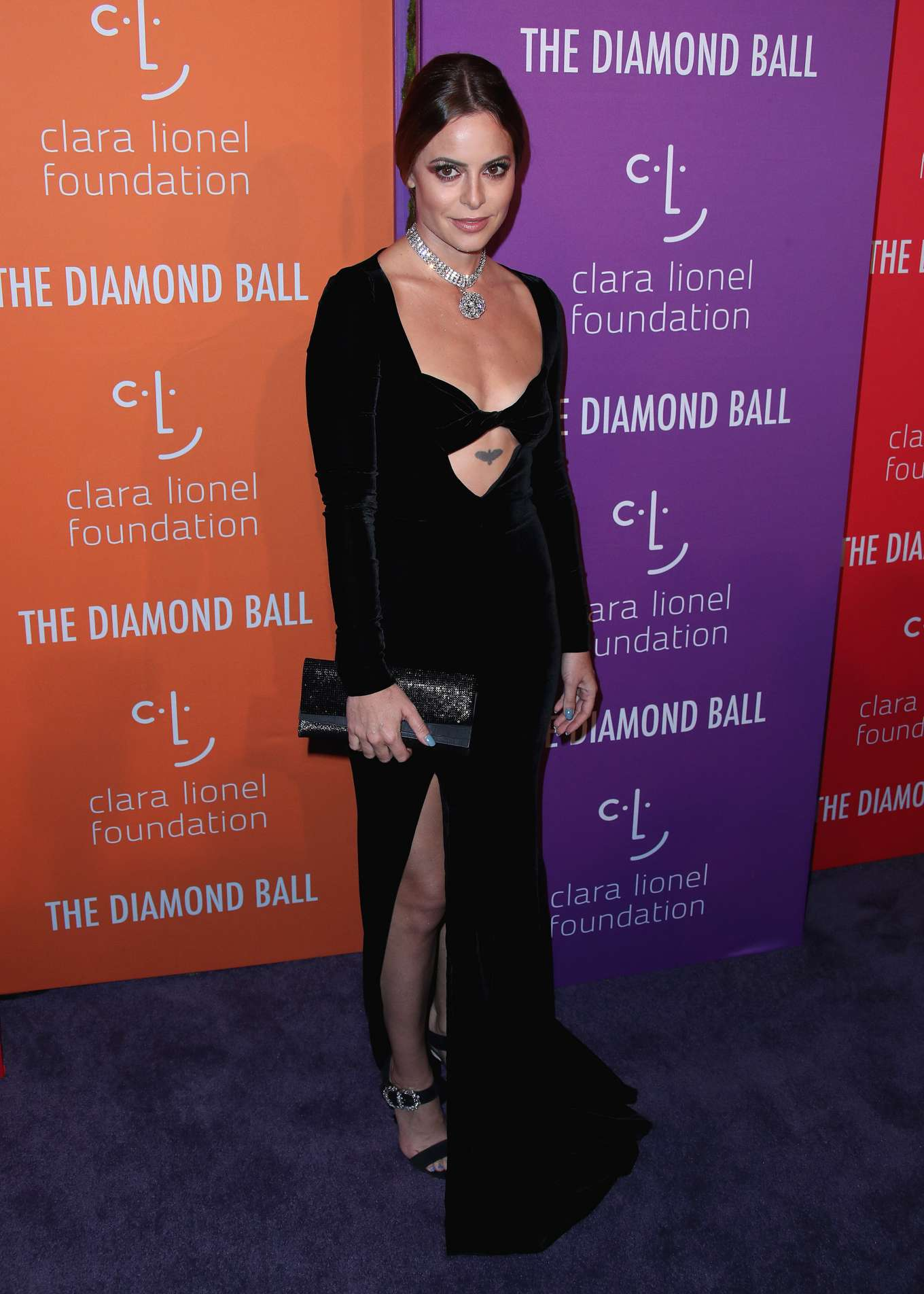 Paula Patton 2019 : Paula Patton – Rihannas 5th Annual Diamond Ball-22
