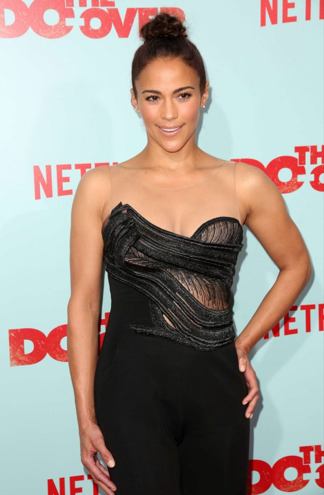Paula Patton - 'The Do Over' Premiere in Los Angeles
