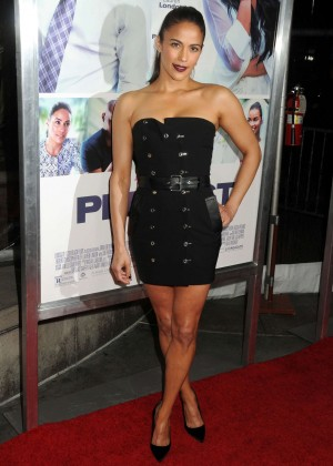 Paula Patton - 'The Perfect Match' Premiere in Los Angeles