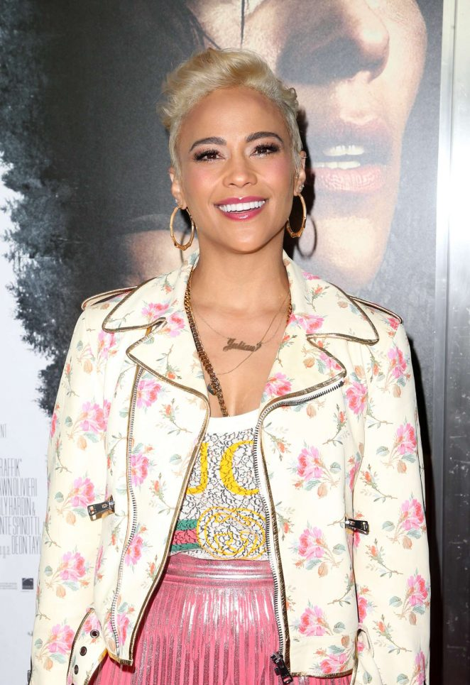 Paula Patton – 'Traffik' Premiere in Los Angeles