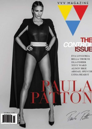 Paula Patton - VVV Magazine (Spring/Summer 2016)